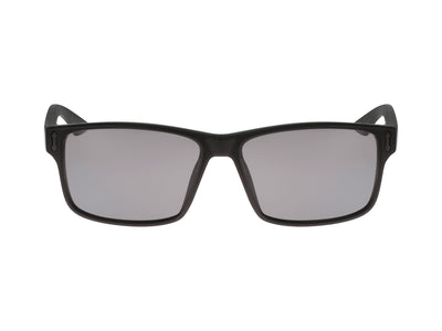 COUNT - Matte Black H2O ; with Polarized Lumalens Smoke Lens