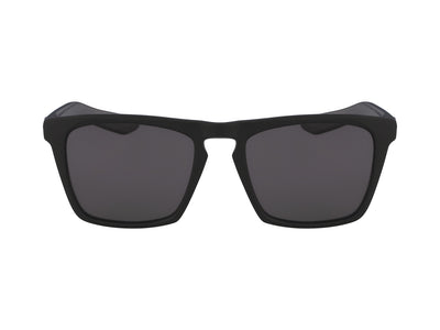 DRAC - Matte Black H2O ; with Polarized Lumalens Smoke Lens