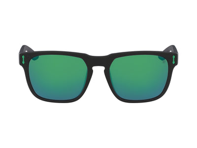 MONARCH - Matte Black H2O ; with Polarized Lumalens Green Ionized Lens