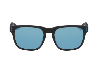 MONARCH - Matte Black H2O ; with Polarized Lumalens Sky Blue Lens