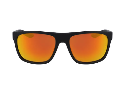 AERIAL - Matte Black with Lumalens Orange Ionized Lens