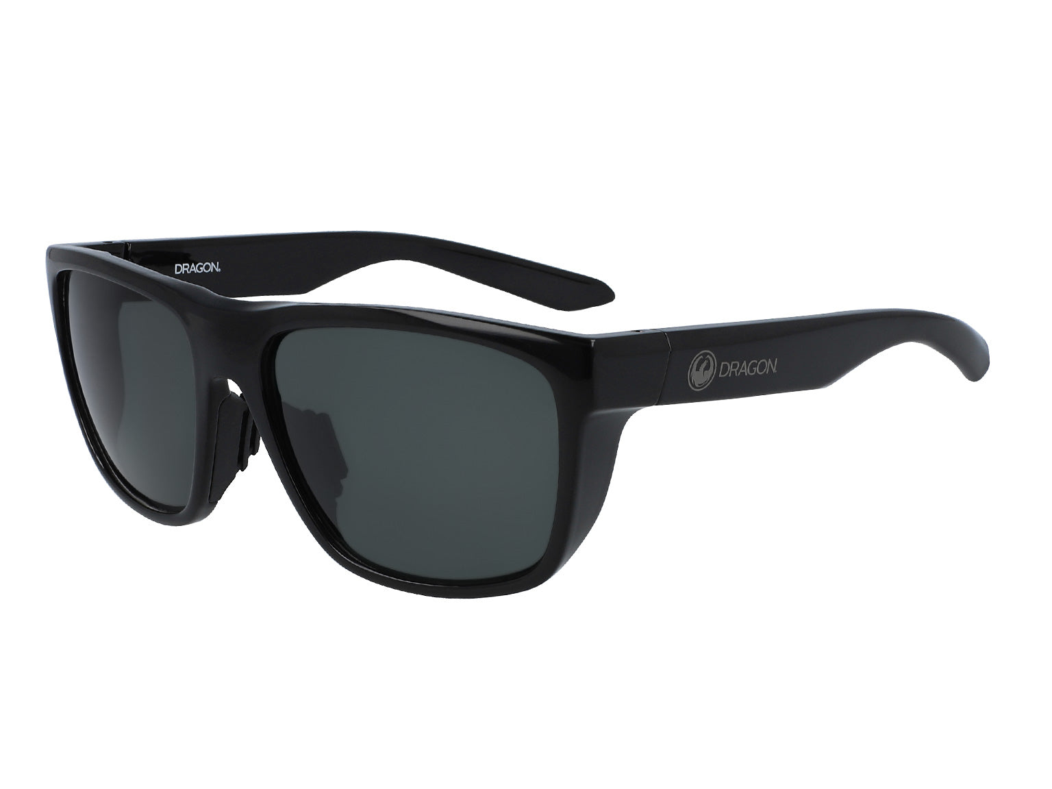 AERIAL - Black with Polarized Lumalens Smoke Lens