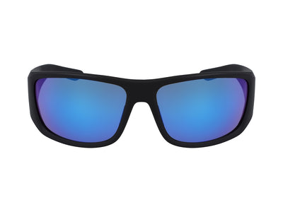 JUMP - Matte Black ; with Lumalens Blue Ionized Lens