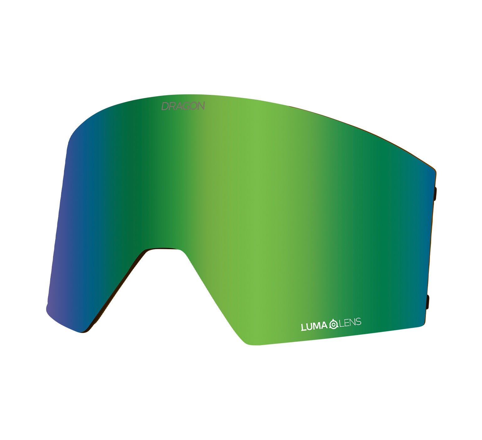 RVX OTG Replacement Lens ; Lumalens Green Ionized
