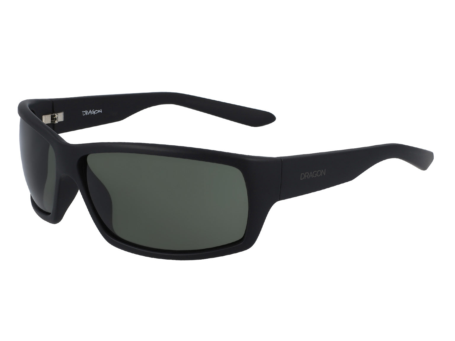 VENTURA XL - Matte Black ; with G15 Green Lens