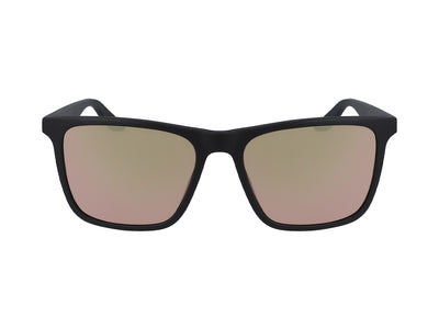 RENEW - Matte Black ; with Lumalens Rose Gold Ionized Lens