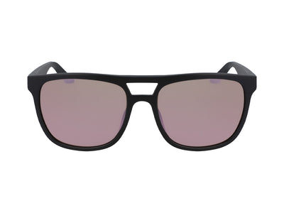 COVE - Matte Black ; with Lumalens Rose Gold Ionized Lens