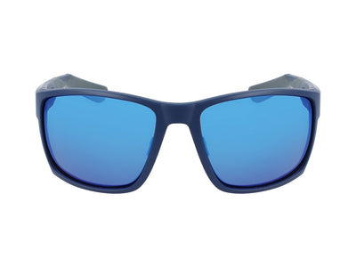 REEL X - Matte Navy H2O ; with Polarized Lumalens Blue Ionized Lens