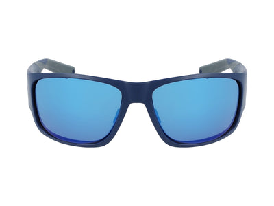 TIDAL X - Matte Navy H2O ; with Polarized Lumalens Blue Ionized Lens