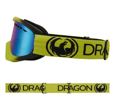 DX - Lime with Lumalens Green Ionized Lens