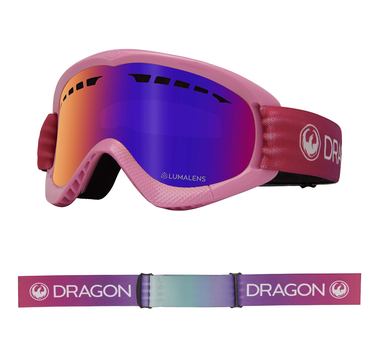 DXs - Candy with Lumalens Purple Ionized Lens