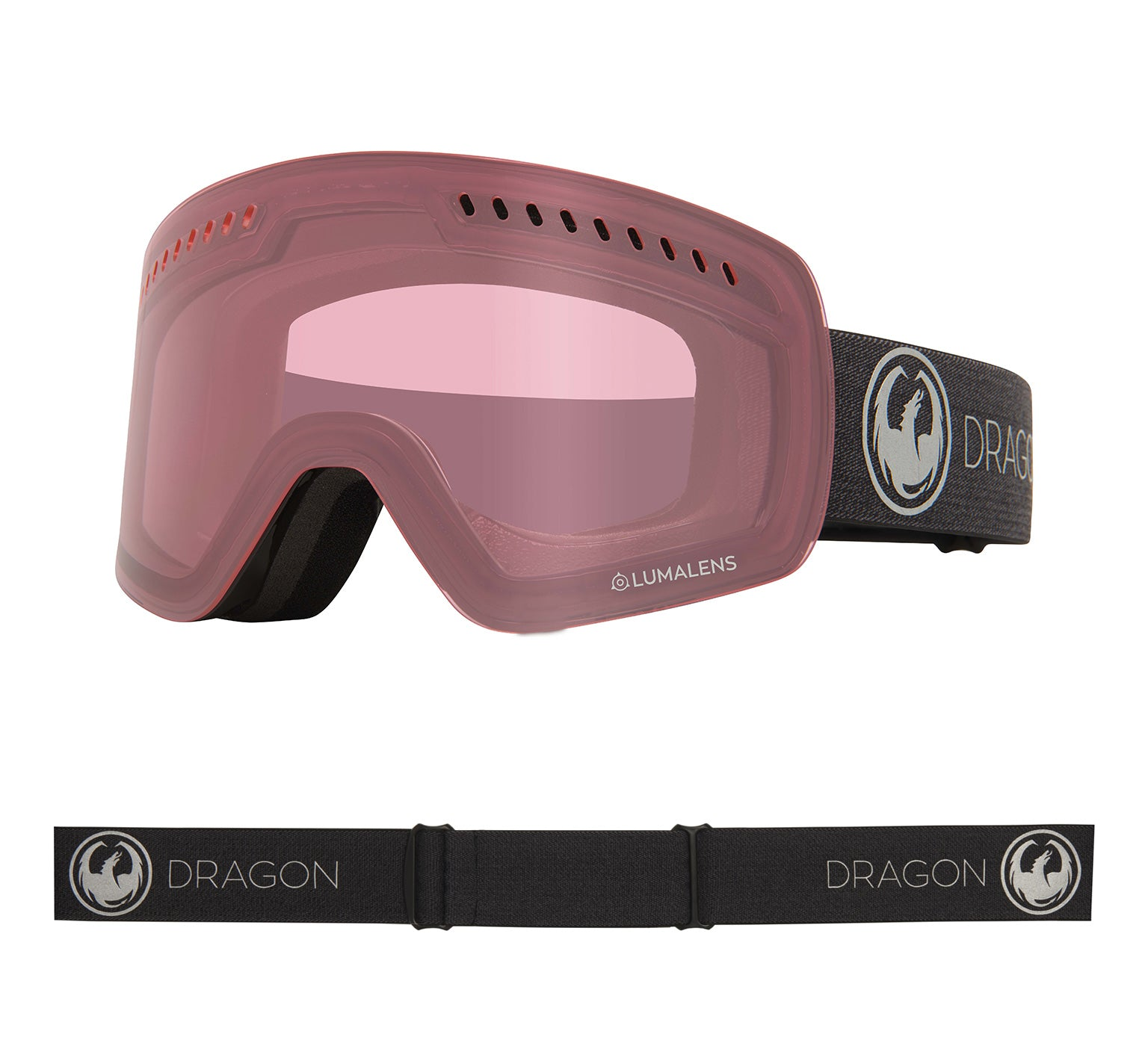 NFXs - Echo with Lumalens Photochromic Light Rose Lens