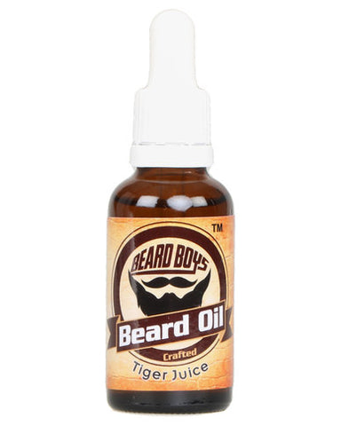 Beard Oil Tiger Juice