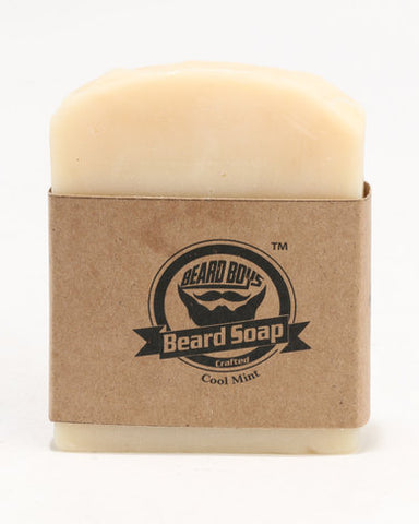 Beard Soap Cool Mint