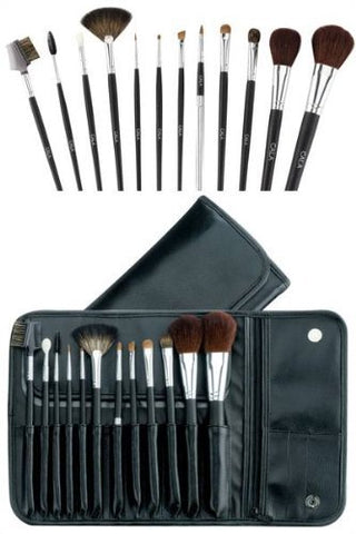 Cala 12 Piece Artist's Brush Collection, 12 Pieces