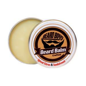 Beard Balm Spiced Citrus & Sandalwood