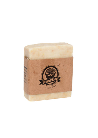 Beard Soap Coconut Cream
