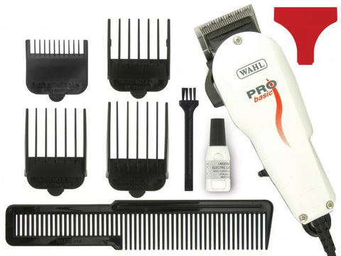 Wahl Pro Basic Clipper Kit (Magnetic Motor)