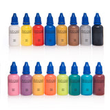 Airbase Aqua Body Paint 16 Colour Kits