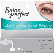 Salon Perfect Clear Glue/Adhesive for Individual Lashes