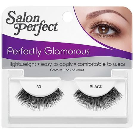 Salon Perfect Glamorous Strip Lashes