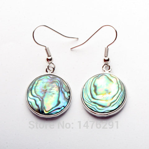 18X18MM Natural Abalone Shell