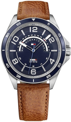 Tommy Hilfiger Mens Ian Watch 1791391