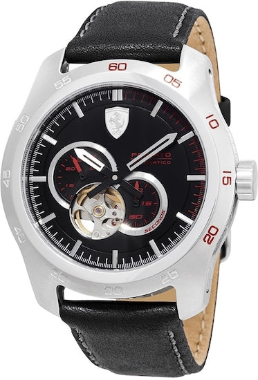 Scuderia Ferrari Mens Gran Premio Automatic Watch 830442
