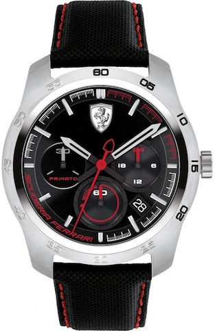 Scuderia Ferrari Mens Primato Watch 830444