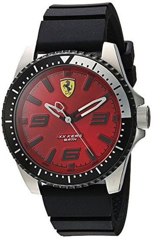 Scuderia Ferrari Mens Xx Kers Watch 830463