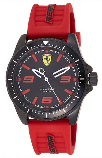 Scuderia Ferrari Mens Xx Kers Watch 830498