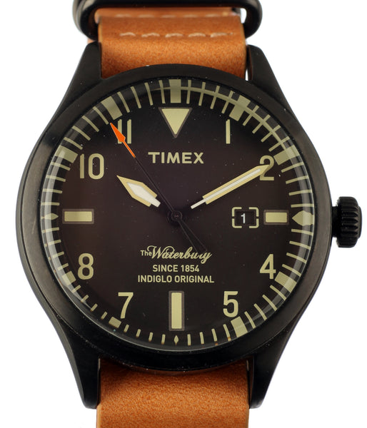 Timex Mens Waterbury Watch ABT512
