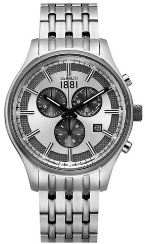 Cerruti  1881 Mens Varese Watch CRA115STU04MUT