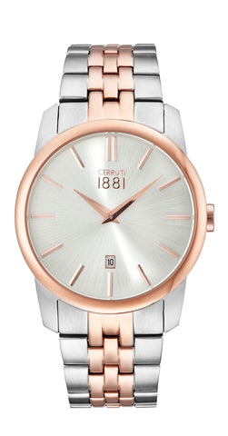 Cerruti  1881 Mens Pavia Watch CRA117STR07MRT