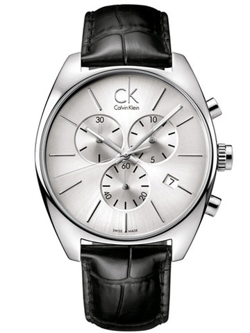 Ck Calvin Klein Mens Exchange Watch K2F27120