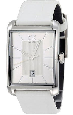 Ck Calvin Klein Ladies Window Watch K2M21120
