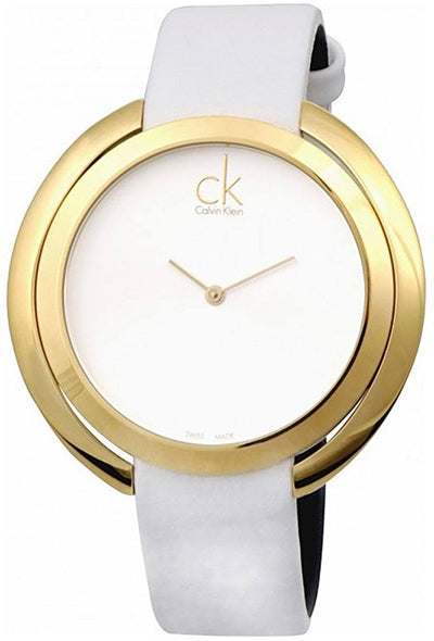 Ck Calvin Klein Ladies Aggregate Watch K3U235L6