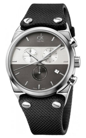 Ck Calvin Klein Mens Eager Watch K4B374B3