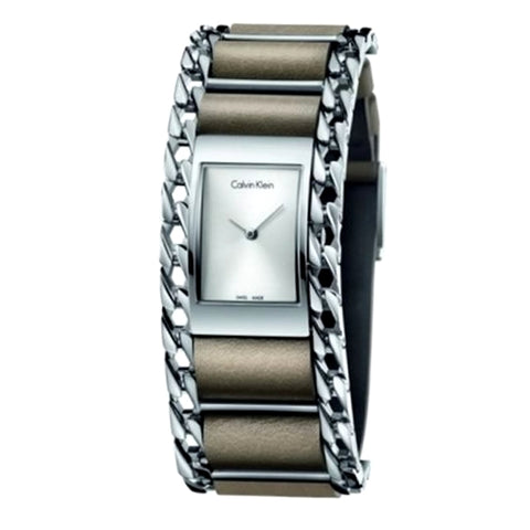 Ck Calvin Klein Ladies Impeccable Watch K4R231X6