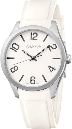 Ck Calvin Klein Mens Color Watch K5E511K2