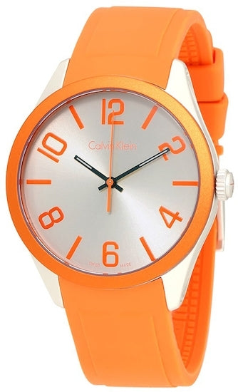 Ck Calvin Klein Mens Color Watch K5E51YY6