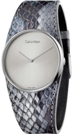 Ck Calvin Klein Ladies Spellbound Watch K5V231Q4