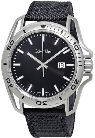Ck Calvin Klein Mens Earth Watch K5Y31TB1