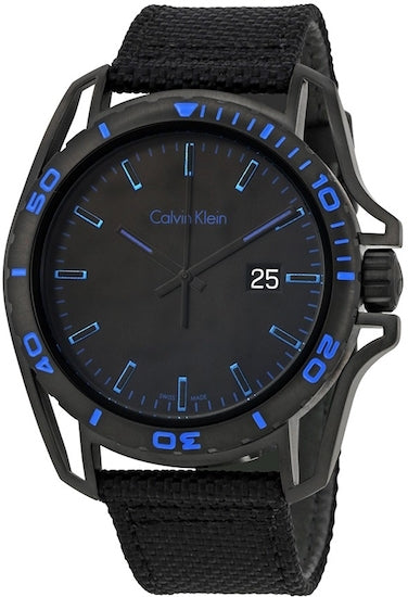 Ck Calvin Klein Mens Earth Watch K5Y31YB1
