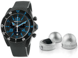 Momo Design Mens Dive Master Sport Watch MD1281BK-21
