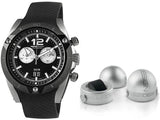 Momo Design Mens Dive Master Chrono Watch MD282SB-31