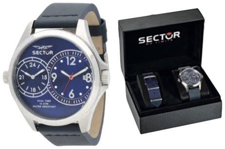 Sector No Limits Mens 180 Watch R3251180015