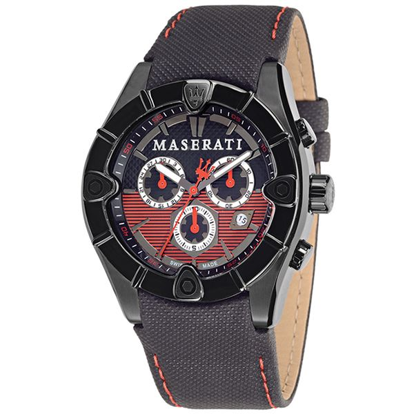 Maserati Mens Meccanica Watch R8871611002