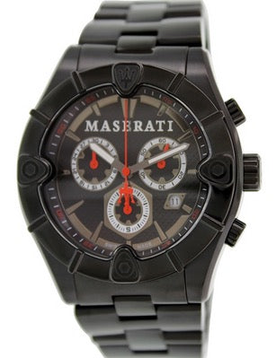 Maserati Mens Meccanica Watch R8873611001