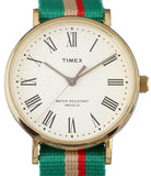 Timex Mens Fairfield Avenue Watch TW2T98500LG